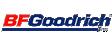 llantas de la marca BF Goodrich