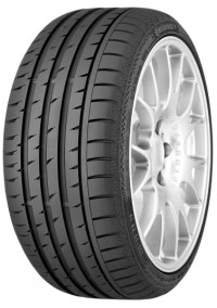 CONTINENTAL Conti Sport Contact 3 SSR Run Flat 275/40RF18