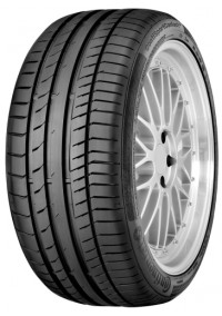 CONTINENTAL Conti Sport Contact 5 SSR Run Flat 255/45R17